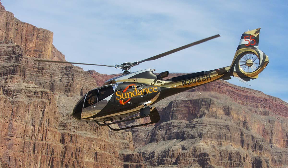 Grand Canyon En Hlicoptre  Excursions De Las Vegas